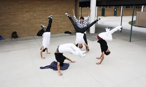 Hip Hop-KPop- Breakdance