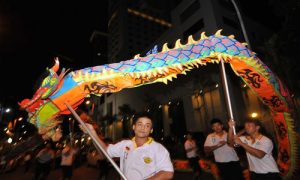 Led Dragon Dance
