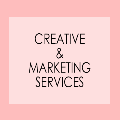 creative and marketing Services