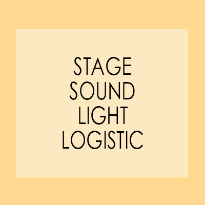 STAGE SOUND LIGHT LOGISTIC